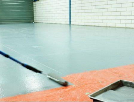 los usos de las pinturas de suelo